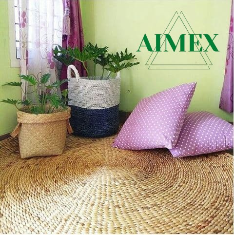 water-hyacinth-round-rug